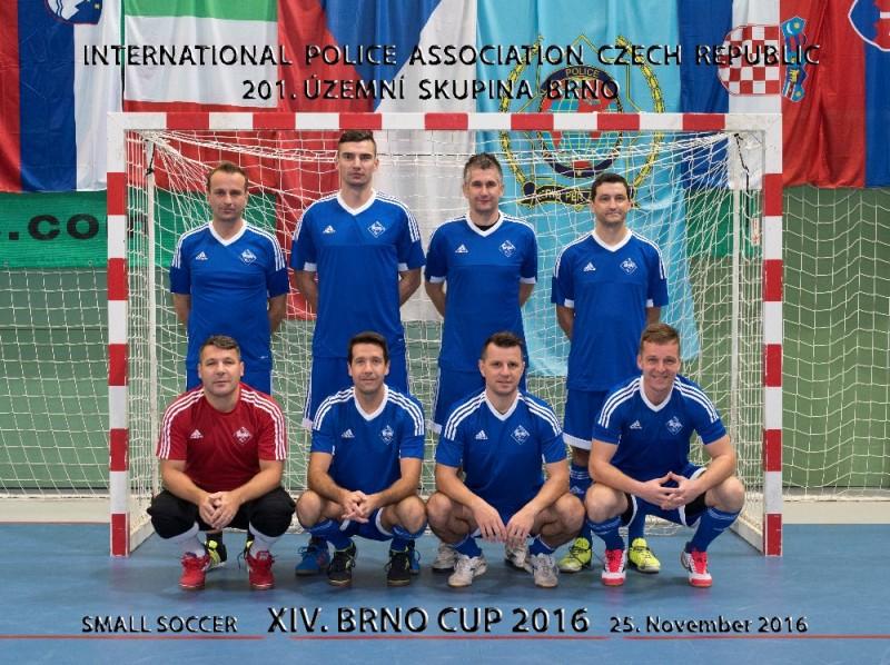 Nogometni turnir Brno 2016
